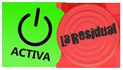 Activa y La Residual Logo